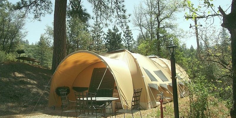 Expedtion Tent